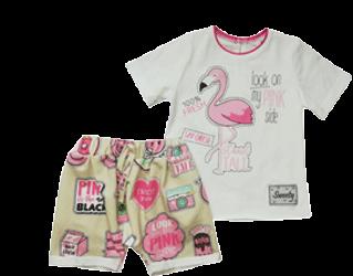 "Komplektukas ""Flamingas"""