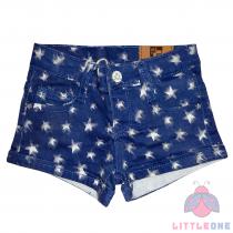 Šortukai su žvaigždutėmis