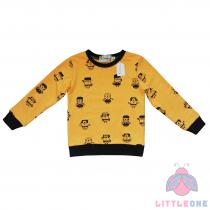 Geltonas džemperiukas