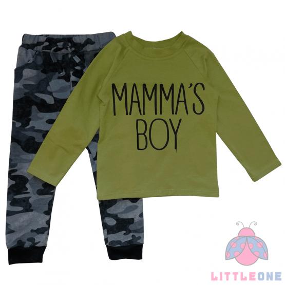 Mamma's boy komplektukas