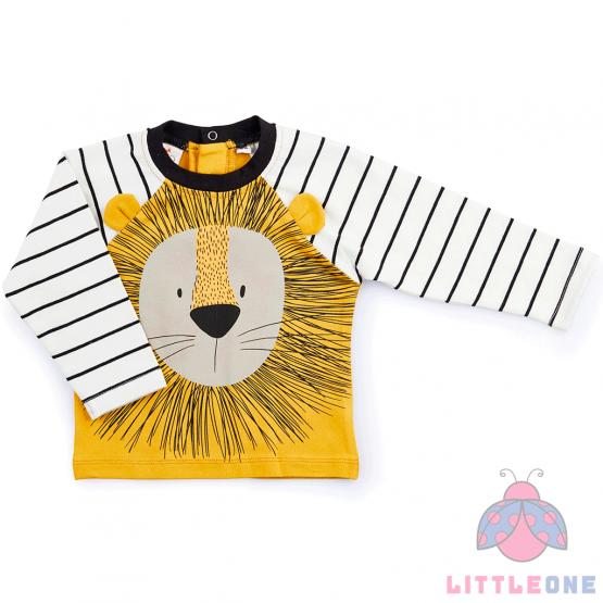 "CAN GO marškinėliai ""Lion"""