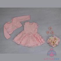 rožinė-suknelė