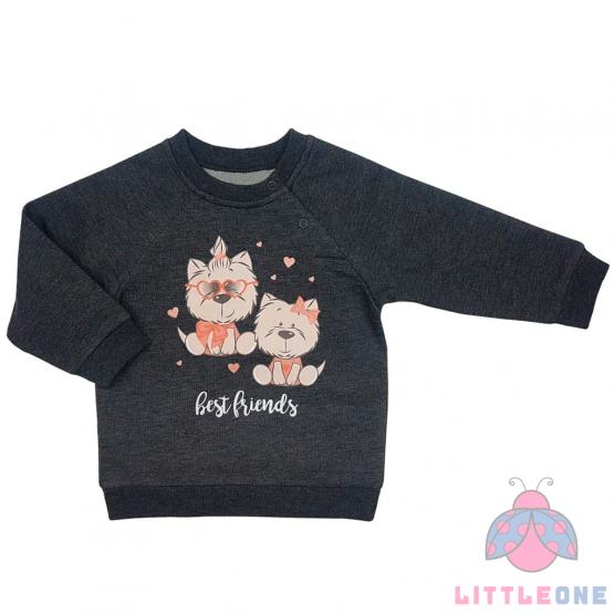 CAN GO džemperis Best friends