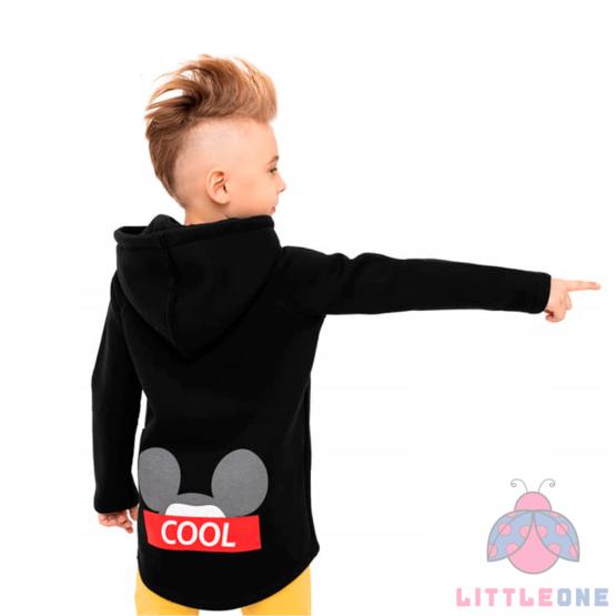 Ilgesnio modelio džemperiukas COOL