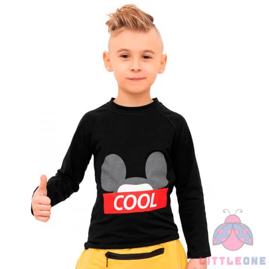 Marškinėliai COOL (juodi)