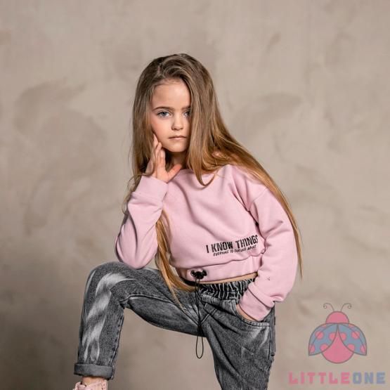 Trumpesnio modelio džemperiukas CAMOUFLAGE